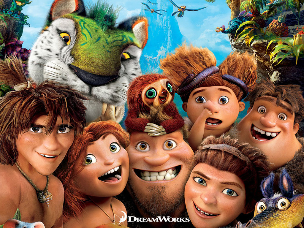 The Croods movie review. Think of it as The Flintstones 3.0 in the hands of Dreamworks