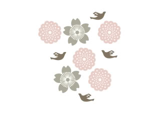 A spot of Tea for your wall in the form of eco-friendly decals
