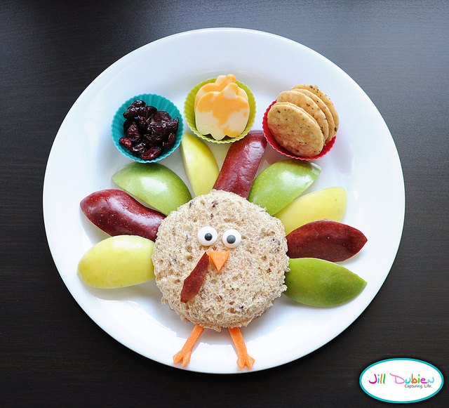 6 cute Thanksgiving treats for kids