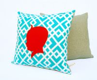 Super funky, ultra cool, kitchy fabulous pillows