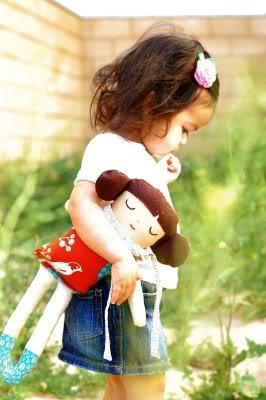 Handmade Dolls for Your Little Doll