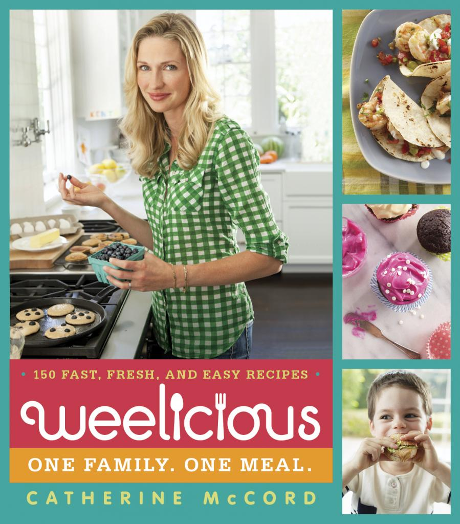 The Weelicious cookbook – the cookbook every family should own