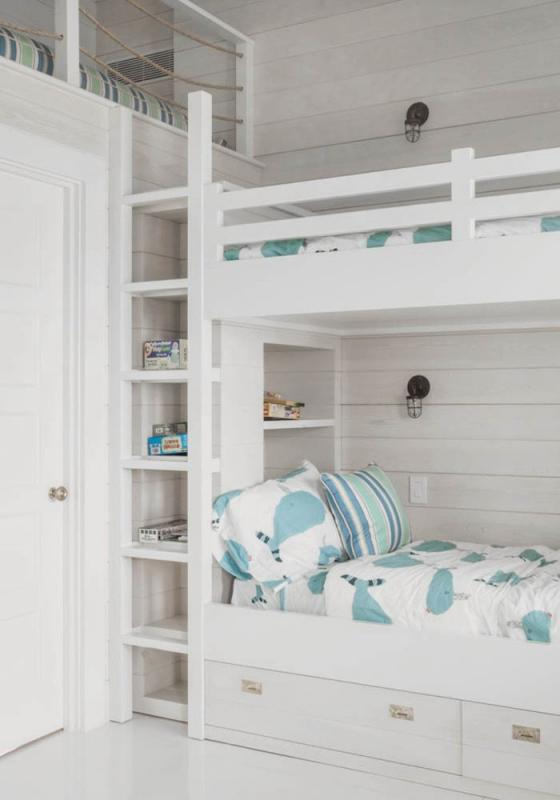 Great ideas for kids' rooms from a professional architect for children's spaces