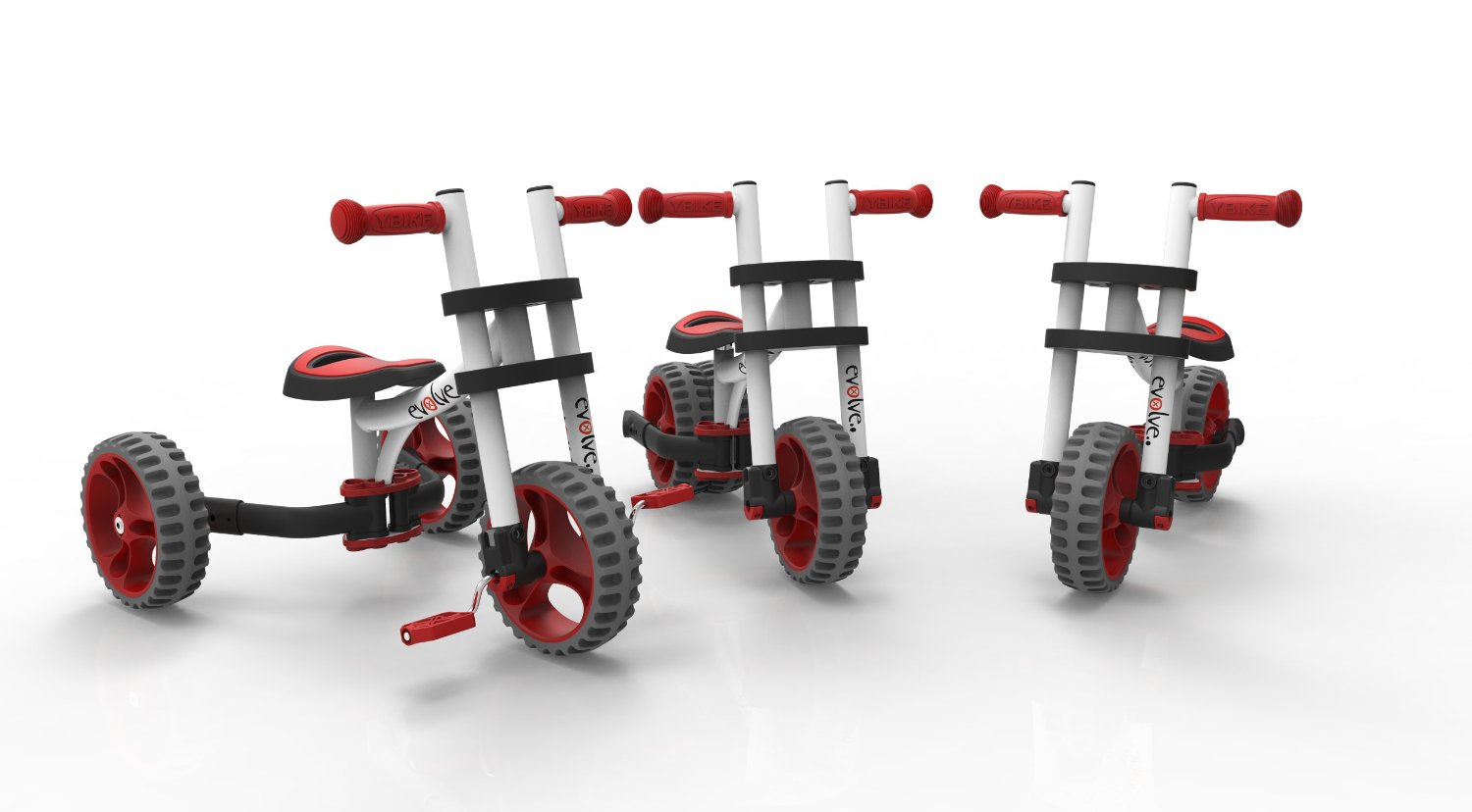 Why YBIKE's ride-on toys make a great holiday gift for kids of all ages. We can even help you choose.