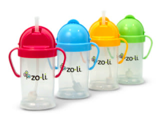 What's the best sippy cup? We may have just found it.