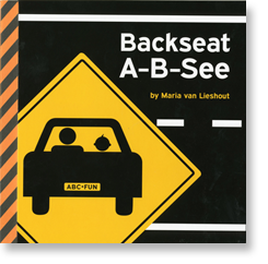 An alphabet book for your little road warrior
