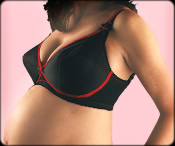 Agent Provocateur Maternity – Who Said Pregnant Wasn't Sexy?