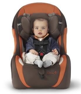 Air Protect – Car seat safety from every angle