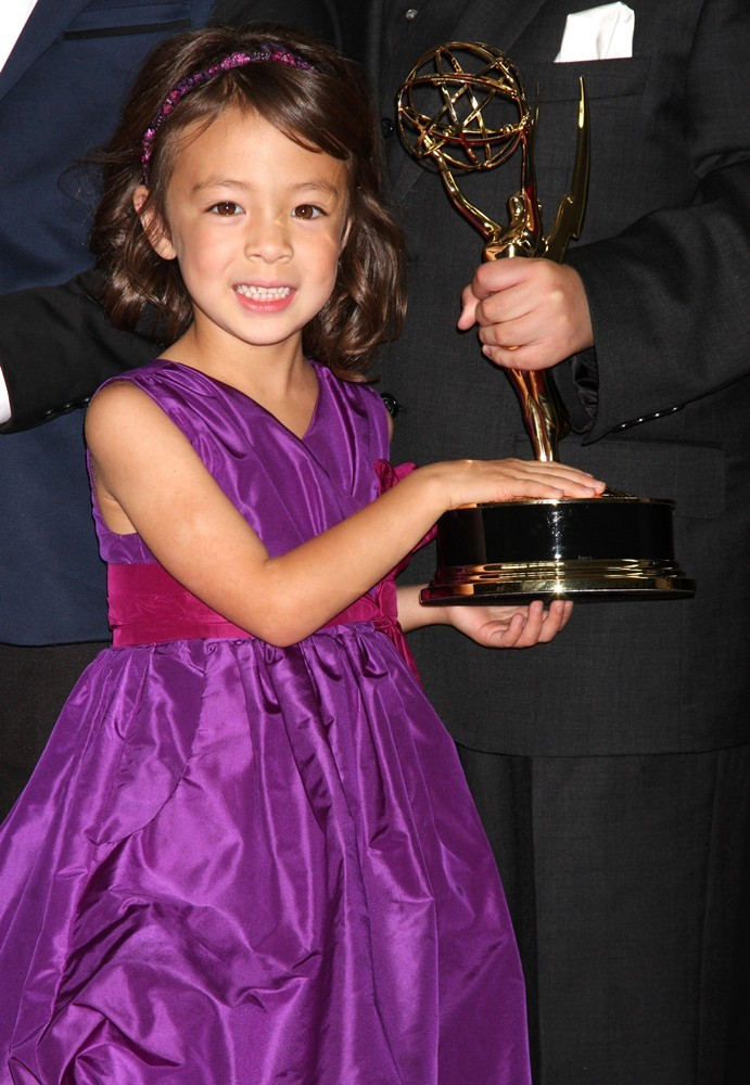 Aubrey Anderson-Emmon's Emmy dress: will it be your daughter's dress next?