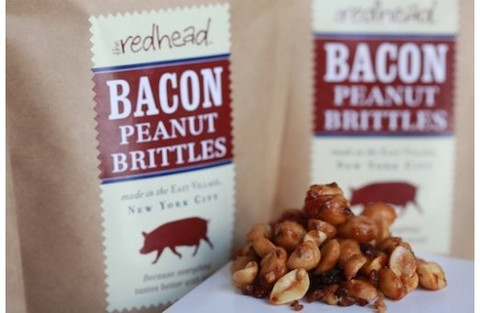 You had me at Bacon Peanut Brittle.
