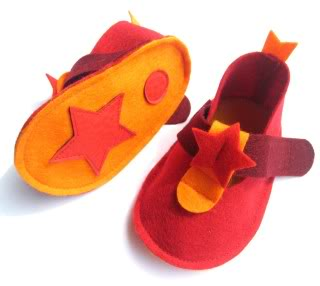 The cutest handmade baby booties – CMP does etsy
