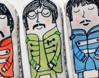 Finger puppets of the rich and musically gifted
