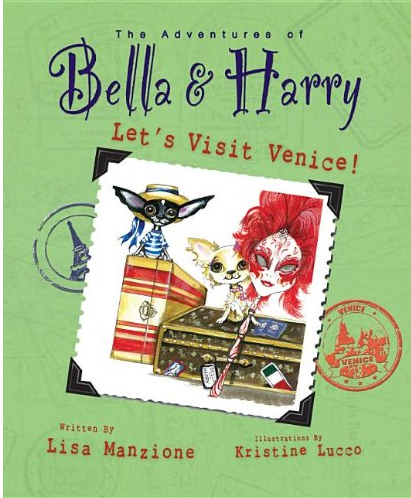 Bella and Harry: Books to take children around the world in 35 pages