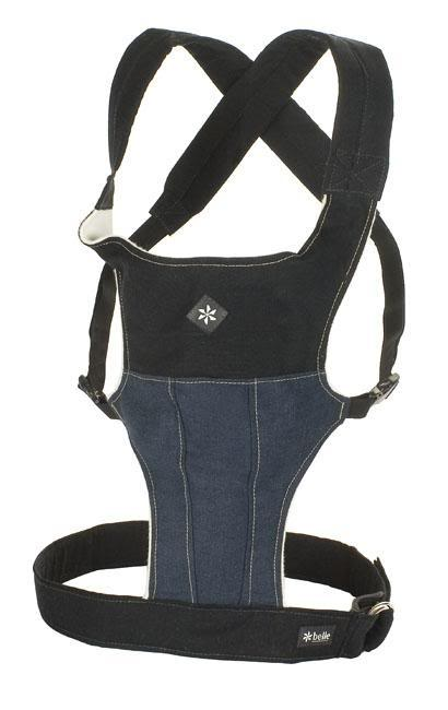 The Belle Baby Carrier – You Can't Go Wrong With Denim