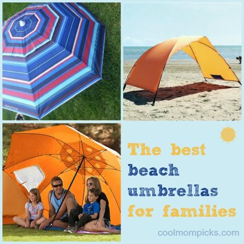 The best beach umbrellas to keep those hot summer days a little cooler