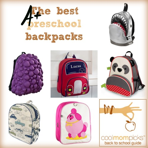Best preschool backpacks: Back to School Guide 2013 | Cool Mom Picks
