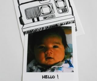 Web Coolness – Creative birth announcements, a space-saving doll house, and getting started on Pinterest