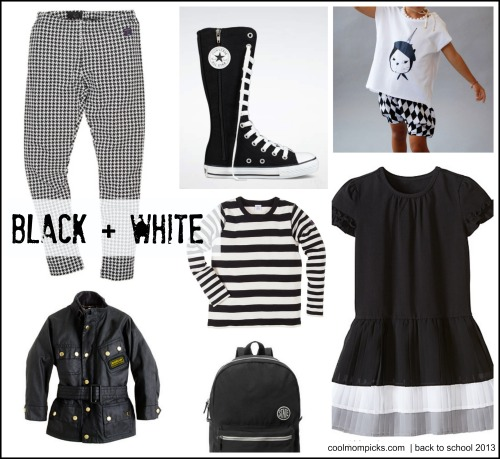 Cool school clothes for kids: Back to School Guide 2013