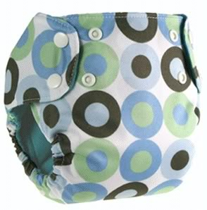 Cloth diapering goes eco-chic-er