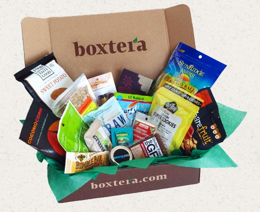 Think (and eat) out of the box with a monthly snack subscription