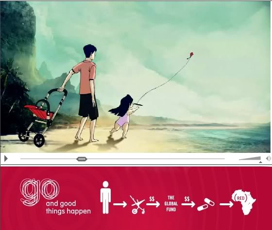 Need more justification to get a Bugaboo? Try their new partnership with (PRODUCT)RED.