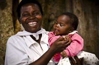 "Today, please hit ""Like"" to help end pediatric AIDS"