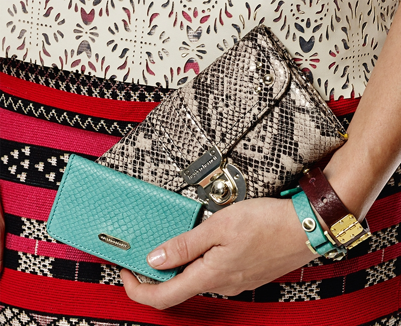 The new Hayden-Harnett clutches and wallets: Awesome holiday gift on sale, check.