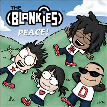 Peace, Love and the Blankies