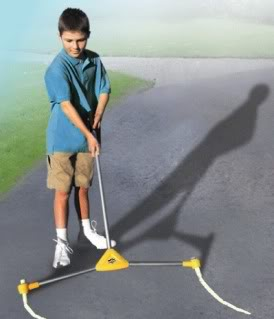 Creating chalk roads with 100% fewer backaches