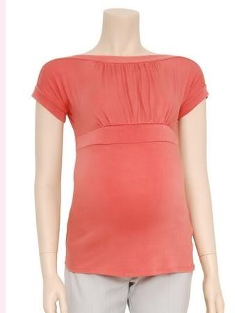 Chiara Kruza Maternity: One Shirt Flatters All