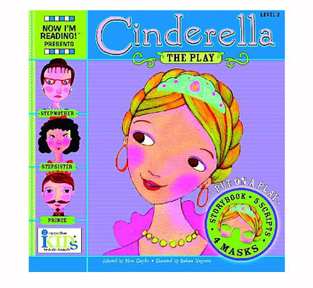 There are no small parts, only small children who are super cute playing Cinderella.