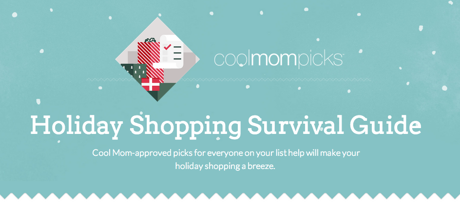 Our free holiday shopping survival guide notebook template from Springpad helps keep you sane.