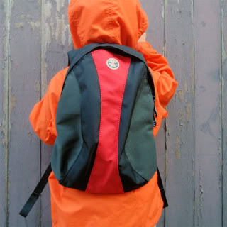 Crumpler does kids' backpacks and cool moms everywhere go Yay!