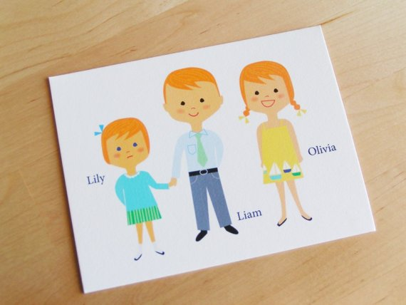 Cool thank you cards from kids cool thank you cards from kids that theyll actually want to write altavistaventures Images