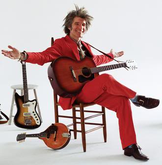 Dan Zanes rides the XM waves to your radio