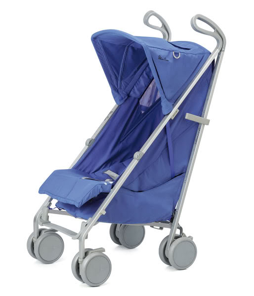 A Silver Cross stroller we B-listers can afford too