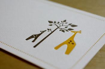 Letterpress cards for moms that don't scream LETTERPRESS CARDS FOR MOMS