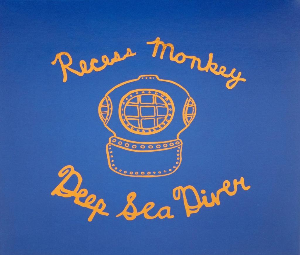 Take the plunge with Recess Monkey's Deep Sea Diver CD