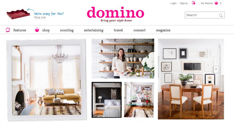 Domino Magazine is back!