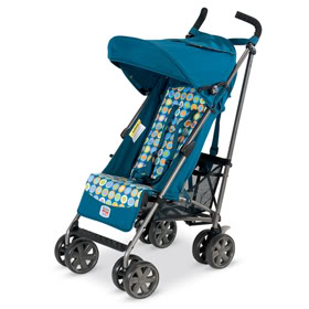 The Britax Blink will keep strolling and strolling…