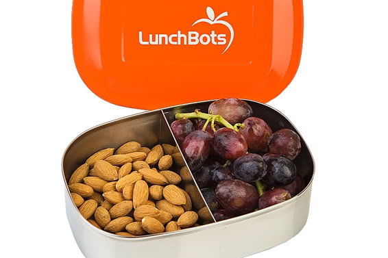 LunchBots – Eco friendly food storage with a heart of steel