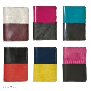A cool passport holder – you won't believe what it's made out of.