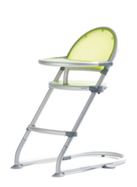 A High Chair That Grows With Your Kid: Magic? No, Mutsy.