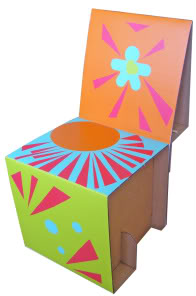 Earth Day Pick – Children's furniture they can doodle on