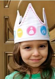 The post feminist princess crown