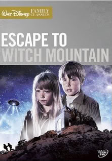 Escape To Witch Mountain, old school style