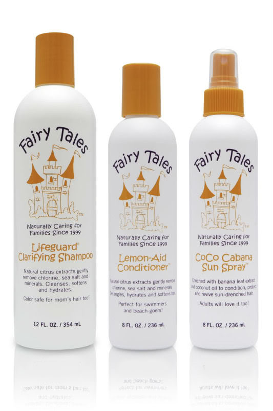 Summer shampoos just for kids (and their paraben-averse parents)