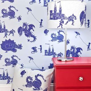 'Ere-be-dragons on your wall