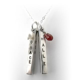 Not your mama's charm necklace