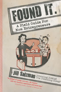 Mom entrepreneurs: your bible has arrived.